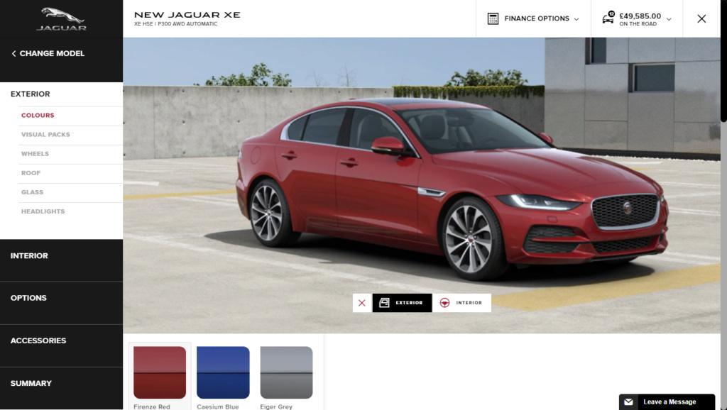 2019 - [Jaguar] XE restylée  2019-010