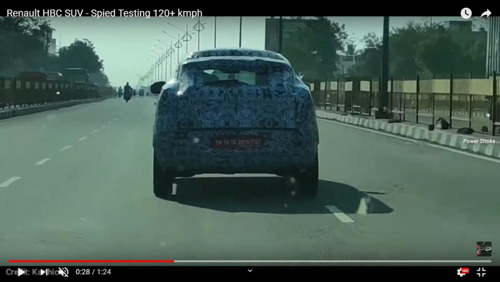 2020 - [Renault] Kwid SUV 2020-020