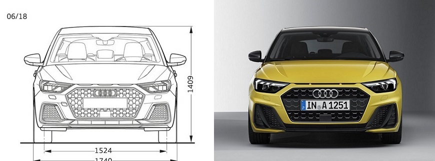2018 - [Audi] A1 Sportback II - Page 11 Audi-a10