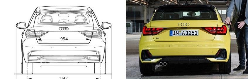 2018 - [Audi] A1 Sportback II - Page 11 Audi-a11