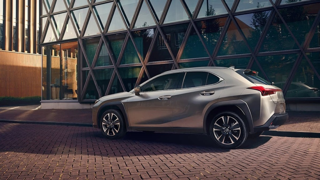2020 - [Toyota] Yaris - Page 2 Lexus-10