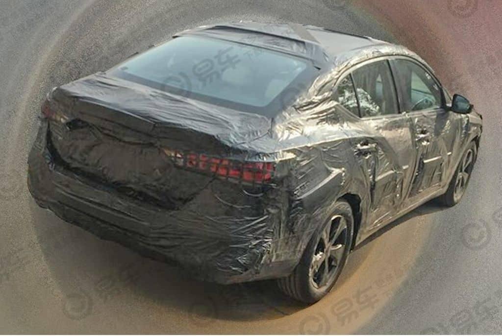 2020 - [Nissan] Sentra / Sylphy Sentra11