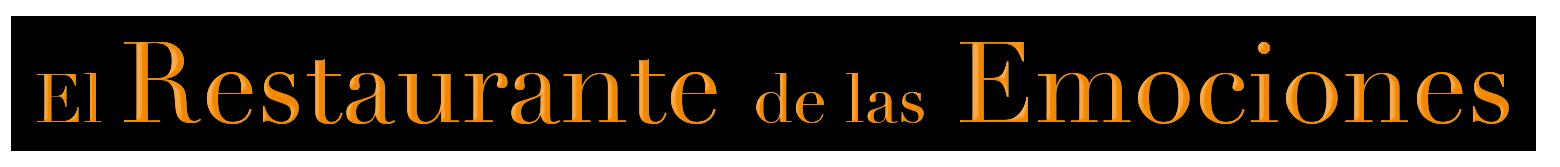 EL RESTAURANTE DE LAS EMOCIONES Banner28