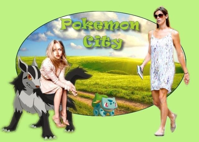 Pokémon City ! Banniy11
