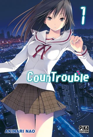 [MANGA] Countrouble Countr14