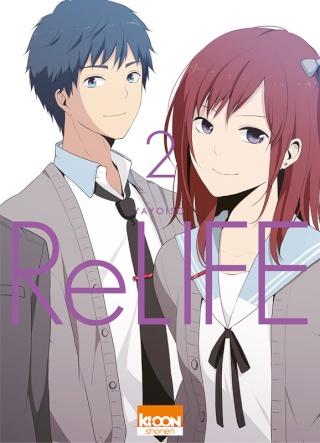 [MANGA/ANIME] ReLIFE Relife12
