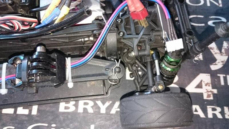 Vaterra v100 chassis ende der modifikation  10983311