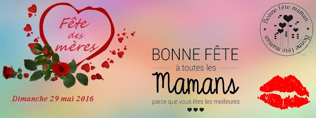 Bonne fête à toutes les mamans Banniy11