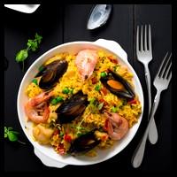 La Minute Gourmandises - Page 38 Paella13
