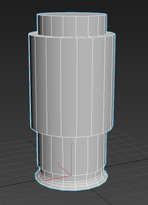 GlowstickDave's Modelling Marathon Pillar10