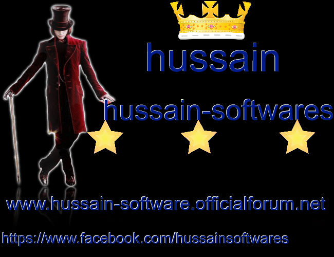 OFFICIAL HUSSAIN SOFTWARES WEBSITE 2018