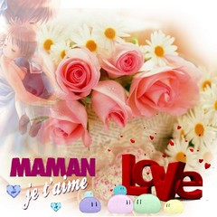 Bonne fête à toutes les mamans Banniy13