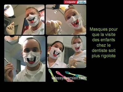 Drôles d'idées Masque10