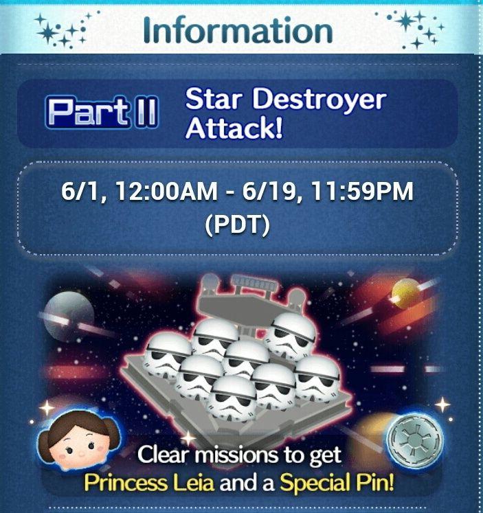 [News] Event Star Wars (mai et juin) Screen14