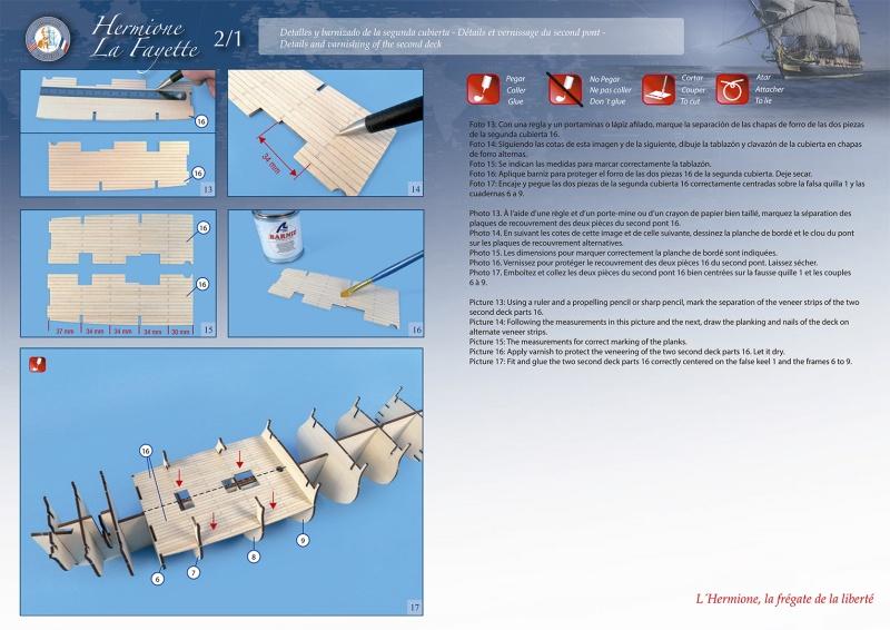 Je cherche le PLAN PAPIER du kit HERMIONE de Artesania Latina. 01-511