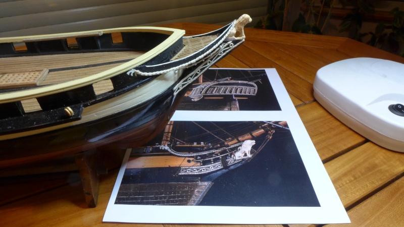 Restauration  corvette Astrolabe ex la Coquille - Page 2 P1170218