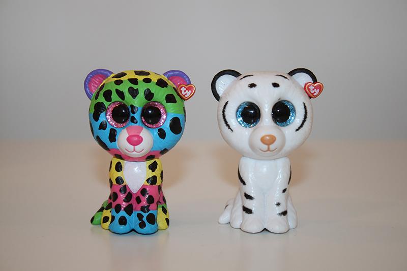 Mini Boos TY [Figurines animaux floqués ou peints à la main] Ty0110