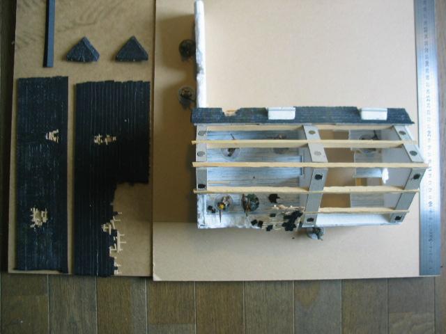 la bataille de la Fière. un projet de table modulable pour Bolt Action- Une échelle: du 28mm 2610