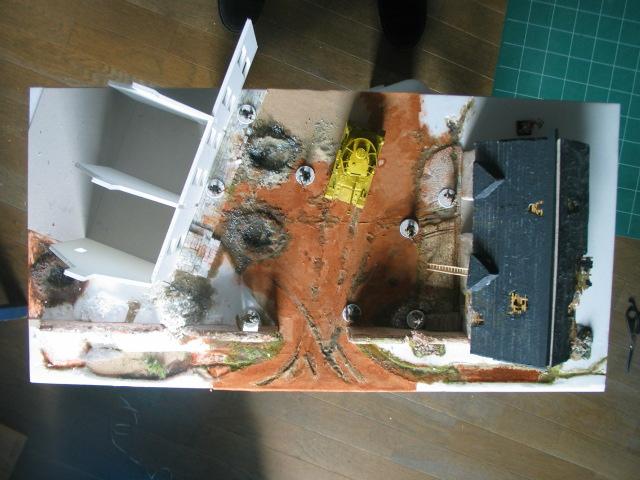 la bataille de la Fière. un projet de table modulable pour Bolt Action- Une échelle: du 28mm - Page 2 3910