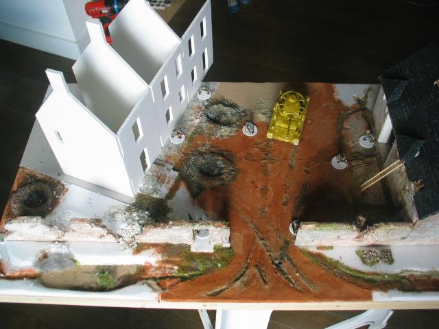 la bataille de la Fière. un projet de table modulable pour Bolt Action- Une échelle: du 28mm - Page 2 39b10