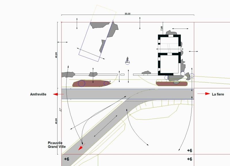 la bataille de la Fière. un projet de table modulable pour Bolt Action- Une échelle: du 28mm - Page 3 51a10