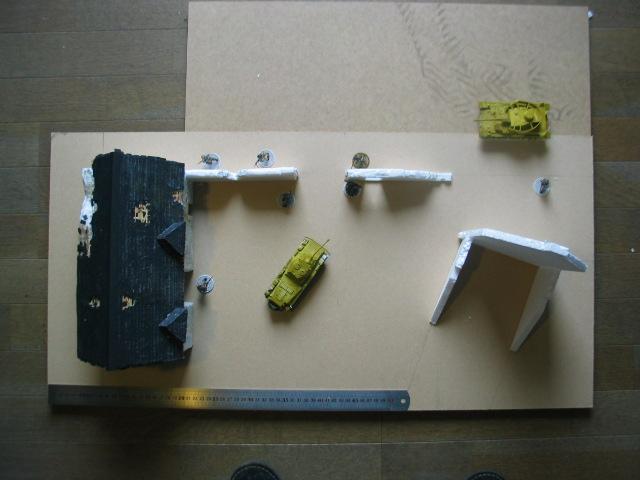 la bataille de la Fière. un projet de table modulable pour Bolt Action- Une échelle: du 28mm - Page 3 51g10