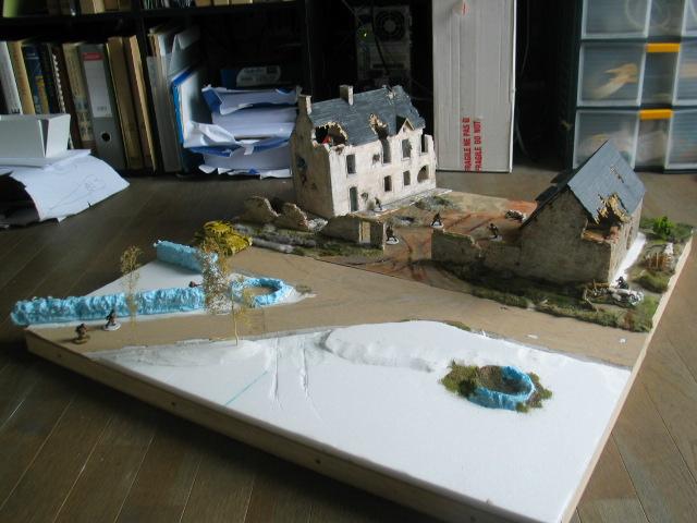 la bataille de la Fière. un projet de table modulable pour Bolt Action- Une échelle: du 28mm - Page 3 6111