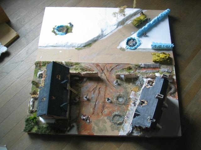 la bataille de la Fière. un projet de table modulable pour Bolt Action- Une échelle: du 28mm - Page 3 6411
