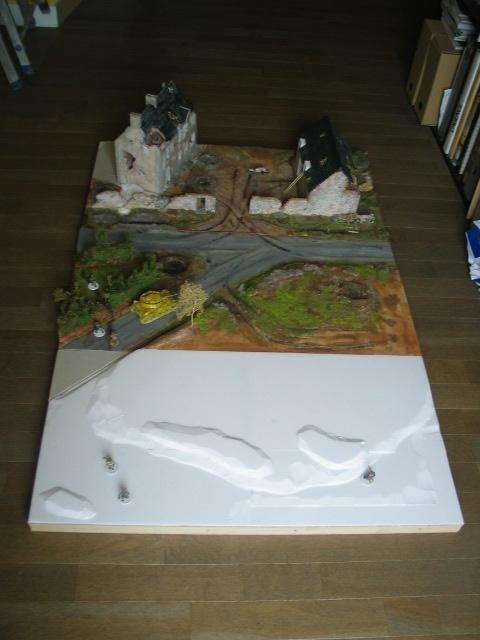 la bataille de la Fière. un projet de table modulable pour Bolt Action- Une échelle: du 28mm - Page 4 Sci8111