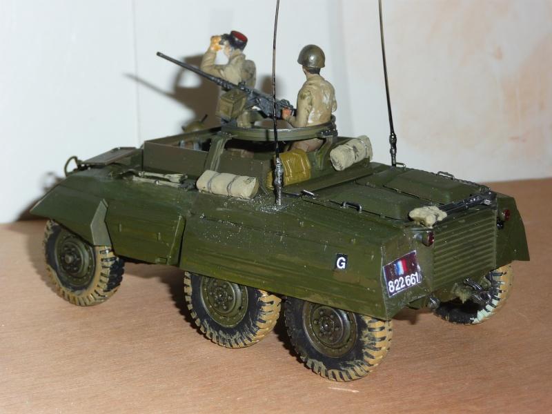 A.M. M20  du 8éme Régiment de CUIRASSIERS - 2éme Escadron- 1er Peloton - BIZERTE (Tunisie) 1952 P1060713