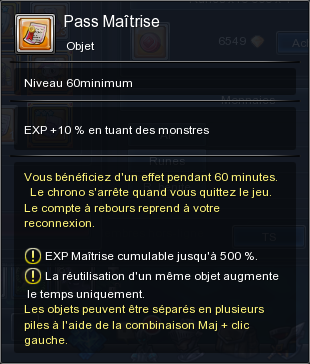 Booster son XP Pass_m10