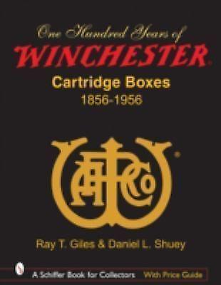 Livre sur les boites de munitions WINCHESTER Book_c10