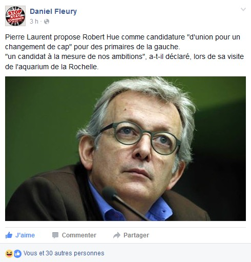 Pierre Laurent propose.... Screen16