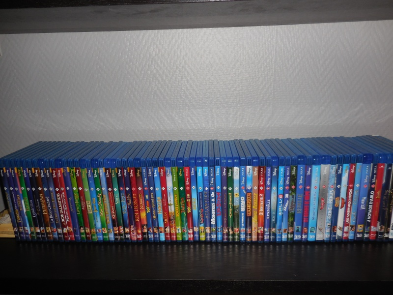 [Photos] Postez les photos de votre collection de DVD et Blu-ray Disney ! - Page 6 Dscn2311