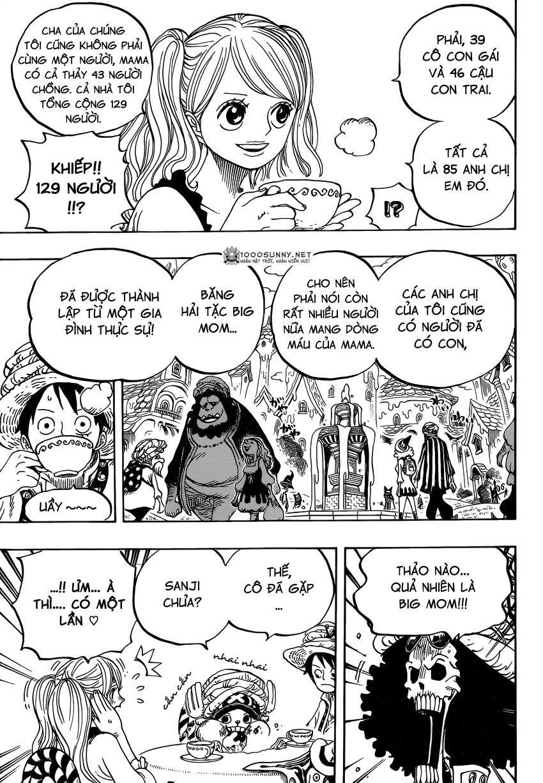 One Piece Chapter 828: Số 1 và 2 0514