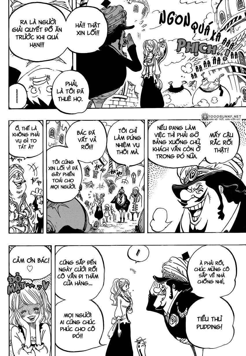 One Piece Chapter 827: TOTLAND - Đất nước cho tất cả! 1012