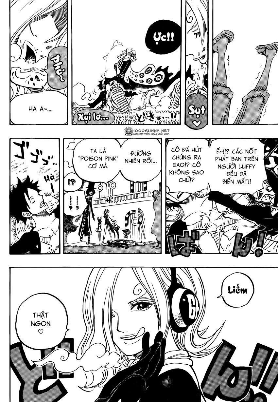 One Piece Chapter 826: 0 và 4 1212