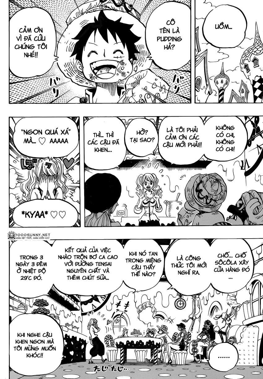 One Piece Chapter 827: TOTLAND - Đất nước cho tất cả! 1213