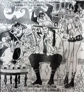 One Piece Chapter 826: 0 và 4 4e2abf10