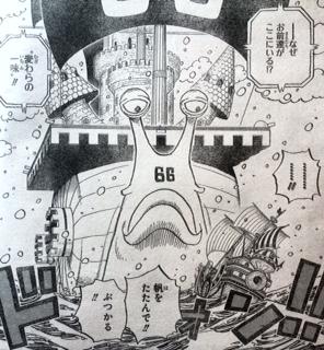 One Piece Chapter 826: 0 và 4 D8f0da10