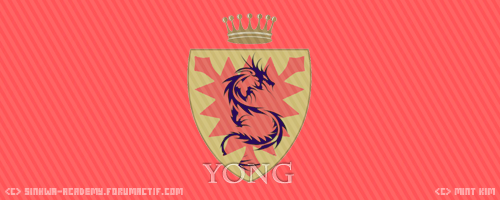 Prédéfinis Yong