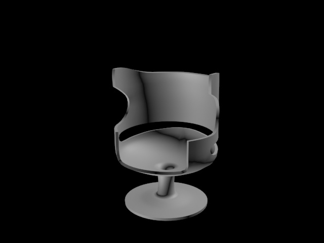 some of the other props done Chair10