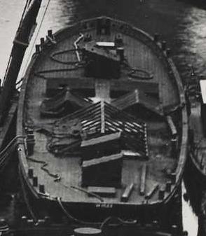 Ponton à mâter 1904 au 1/600 111