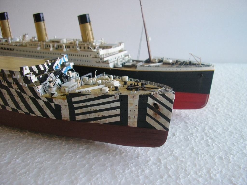 HMT Olympic dazzle. revell 1/570. - Page 8 P6290710