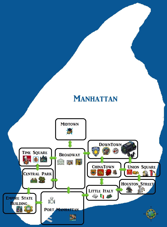 New York Map - NY-RPG Manhat10