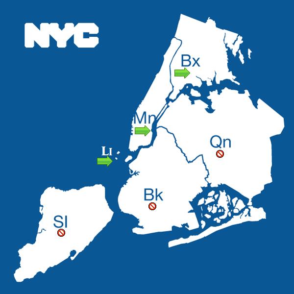 New York Map - NY-RPG Nyc-ma10