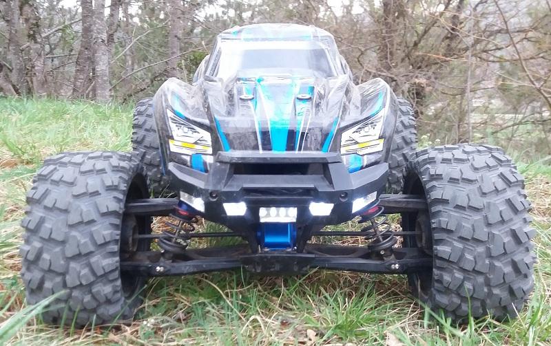 X-MAXX Viceral Tek    (VENDU) 20160109