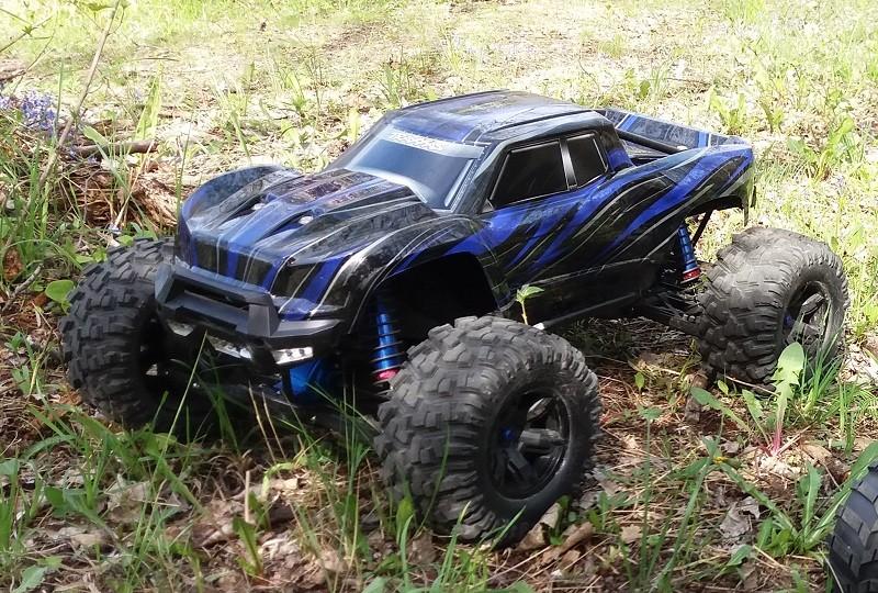 X-MAXX Viceral Tek    (VENDU) 20160110