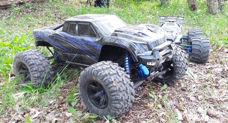 X-MAXX Viceral Tek    (VENDU) 20160112