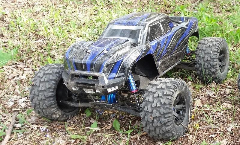 X-MAXX Viceral Tek    (VENDU) 20160113